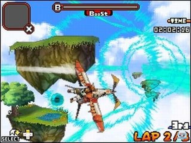 Screenshot - Solatorobo - Red the Hunter (NDS) 2223729