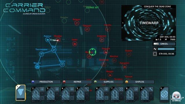 Screenshot - Carrier Command: Gaea Mission (360) 2396742