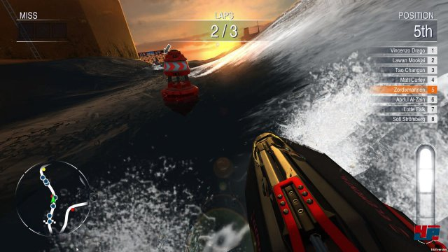 Screenshot - Aqua Moto Racing Utopia (PC)