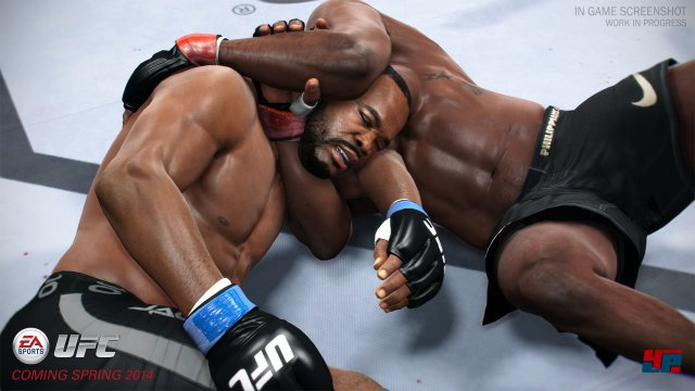 Screenshot - EA Sports UFC (PlayStation4) 92477067
