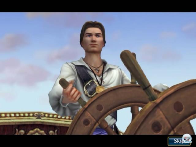 Скриншот к игре Sid Meier's Pirates! . (PC) .