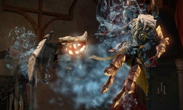 Screenshot - Castlevania: Lords of Shadow - Mirror of Fate (3DS) 92429007
