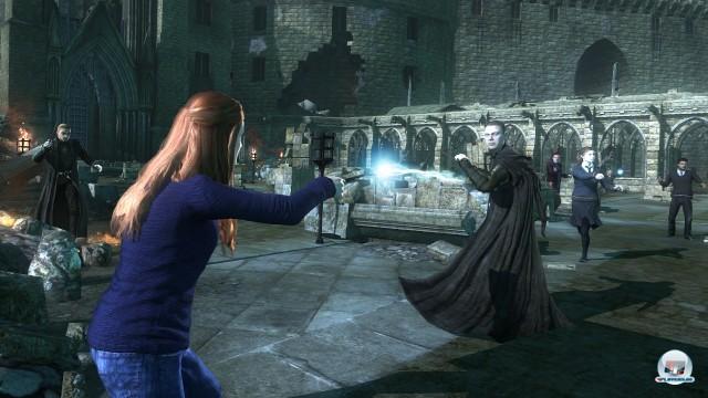 Screenshot - Harry Potter und die Heiligtümer des Todes - Teil 2 (360) 2226289