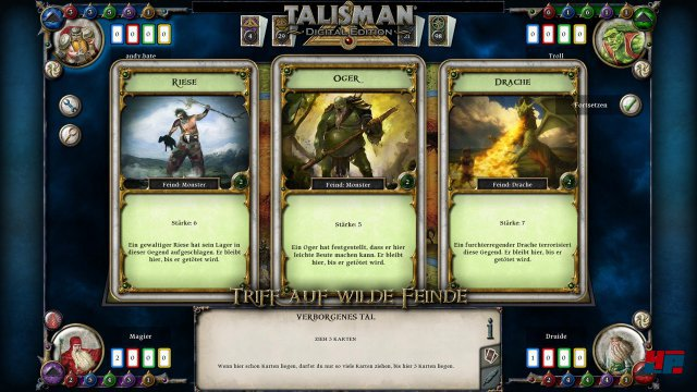 Screenshot - Talisman (PC)