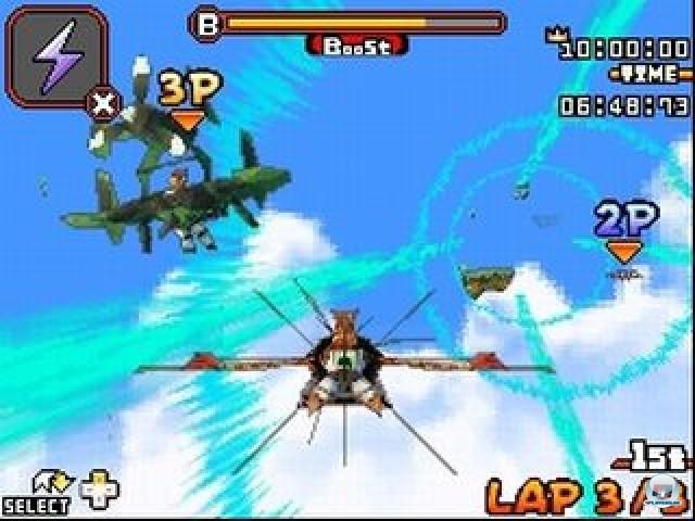 Screenshot - Solatorobo - Red the Hunter (NDS) 2223708
