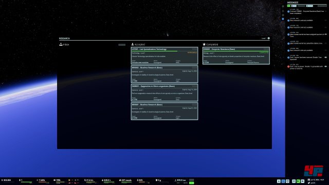 Screenshot - Stable Orbit (PC)