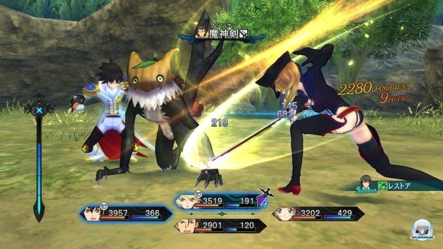 Screenshot - Tales of Xillia (PlayStation3) 2235409