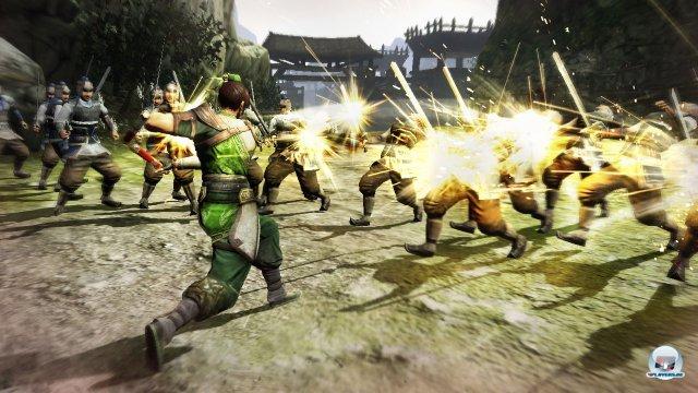 Screenshot - Dynasty Warriors 8 (PlayStation3) 92433637