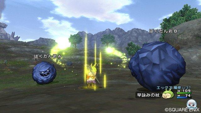 Screenshot - Dragon Quest X Online (Wii) 2370807