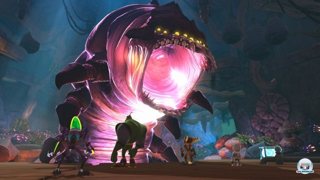 Screenshot - Ratchet & Clank: All 4 One (PlayStation3) 2247277