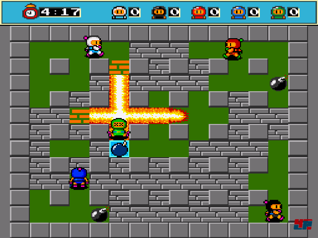 Screenshot - Bomberman - Dynablaster (Oldie) (PC)