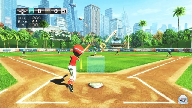 Screenshot - Sports Connection (Wii_U)