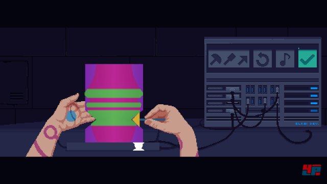 Screenshot - The Red Strings Club (PC)