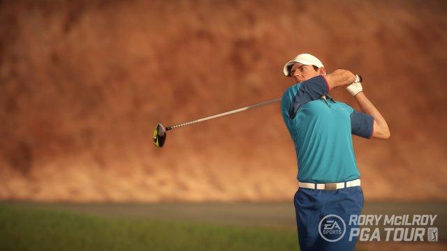 Rory McIlroy ist das neue Gesicht von EAs Golfserie.