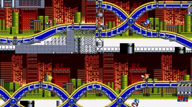 Screenshot - Sonic Mania Plus (PS4)