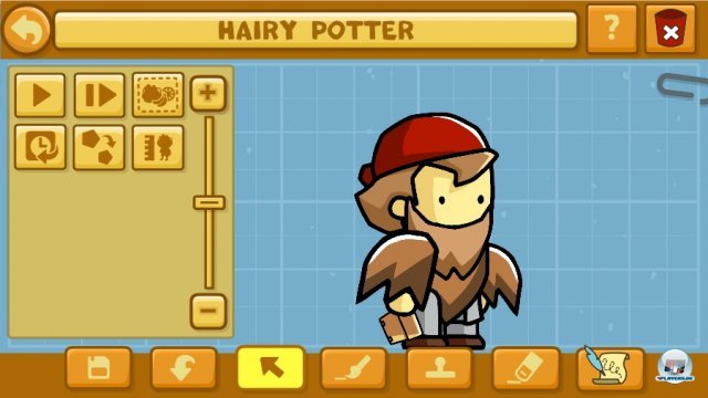 Screenshot - Scribblenauts Unlimited (Wii_U) 2376037