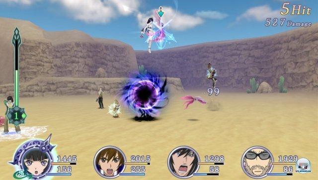 Screenshot - Tales of Hearts (PS_Vita) 92427262