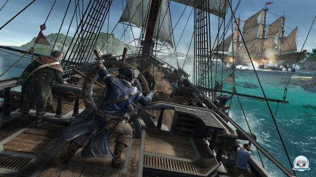 Screenshot - Assassin's Creed III: Liberation (PS_Vita) 2363437