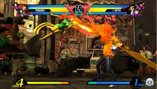 Screenshot - Ultimate Marvel vs. Capcom 3 (PS_Vita) 2263107