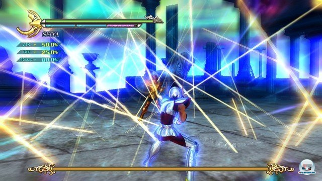 Screenshot - Saint Seiya: Sanctuary Battle (PlayStation3) 2274102
