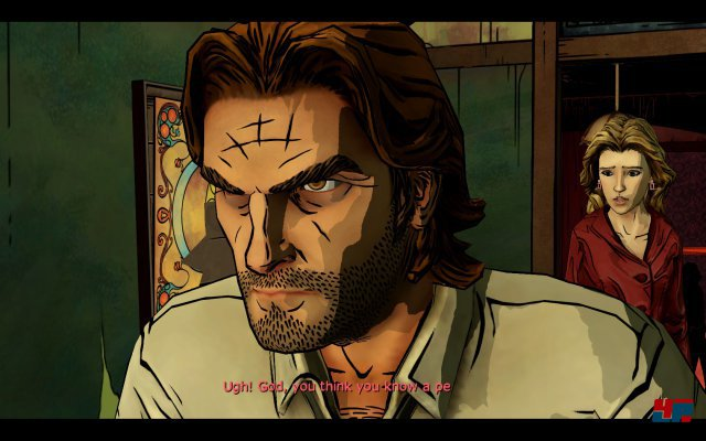 Screenshot - The Wolf Among Us: Episode 3 - A Crooked Mile (PC)