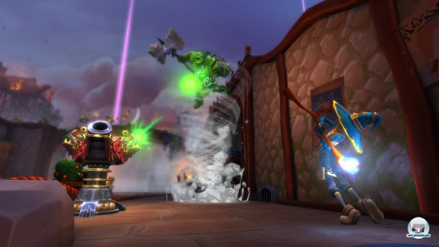 Screenshot - Dungeon Defenders 2 (PC)