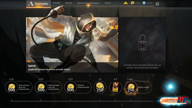 Screenshot - Magic: The Gathering Arena (PC)