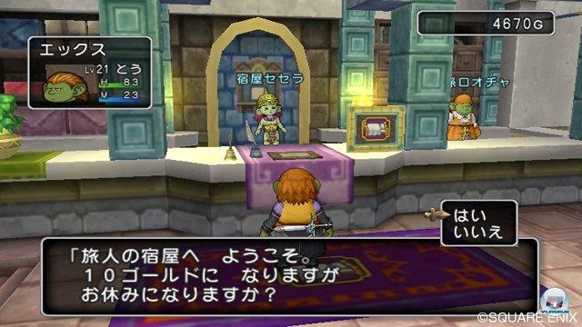 Screenshot - Dragon Quest X Online (Wii) 2273432