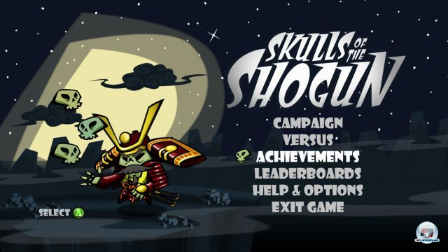 Screenshot - Skulls of the Shogun (360)