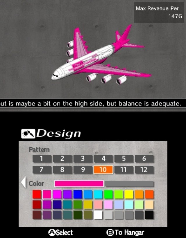 Screenshot - Aero Porter (3DS)