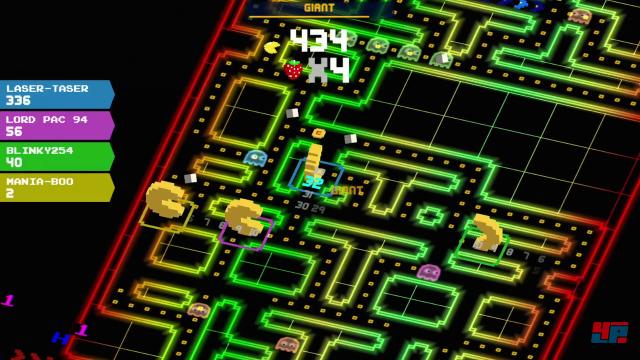 Screenshot - Pac-Man 256 (PC)