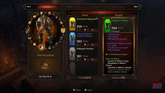 Screenshot - Diablo 3: Reaper of Souls (Switch) 92571504