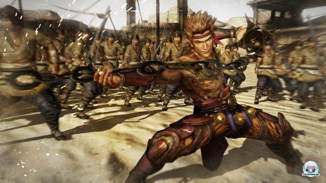 Screenshot - Dynasty Warriors 8 (PlayStation3) 92433927