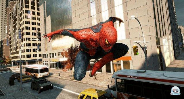 Screenshot - The Amazing Spider-Man (360) 2361567