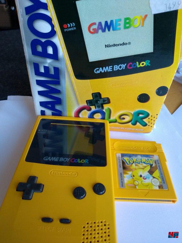 Mit Pokémon Gelbe Editon fing die Leidenschaft an.