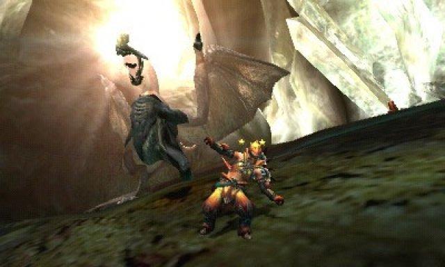 Screenshot - Monster Hunter 4 (3DS) 92413077