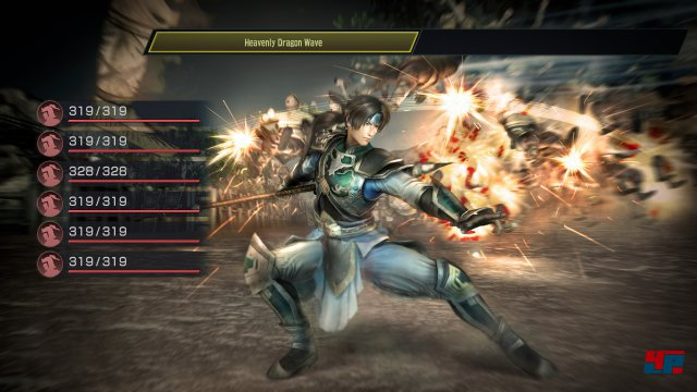 Screenshot - Dynasty Warriors: Godseekers (PS4) 92540130