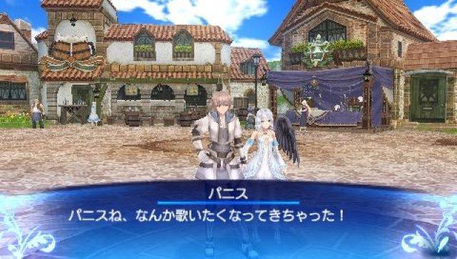 Screenshot - Shining Ark (PSP) 92427512