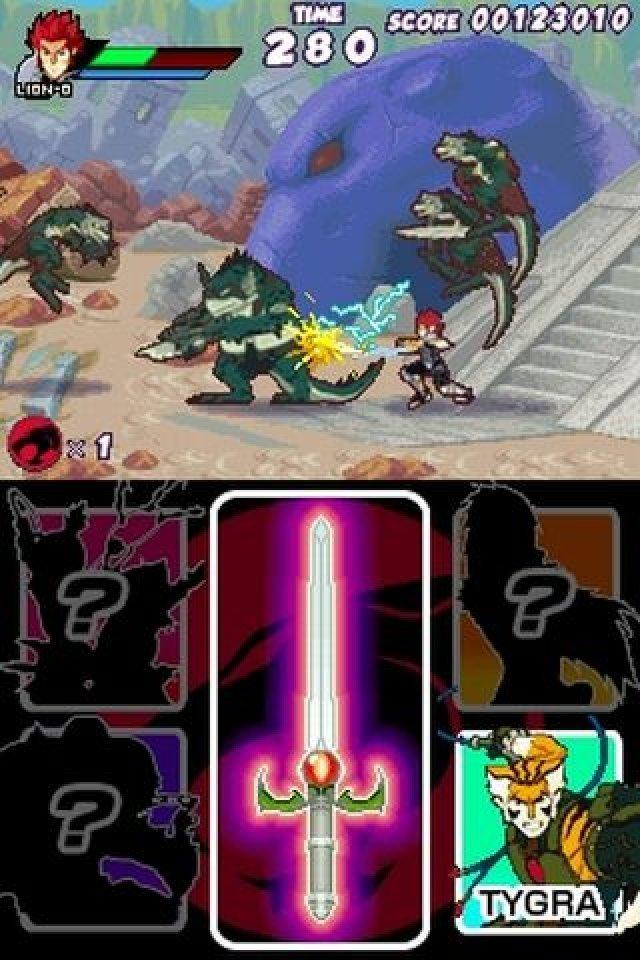 Screenshot - Thundercats (NDS) 2362362