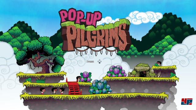 Screenshot - Pop-Up Pilgrims (PS4)