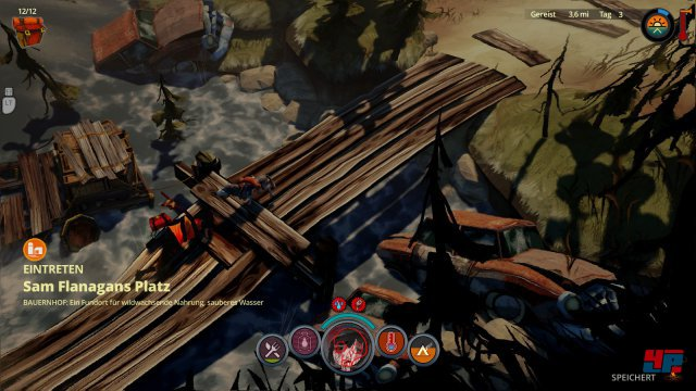 Screenshot - The Flame in the Flood (PC) 92521026