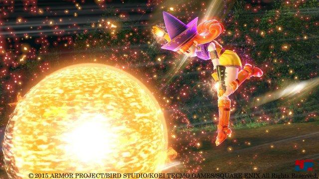 In Dragon Quest Heroes treffen alte Bekannte auf neue Helden.