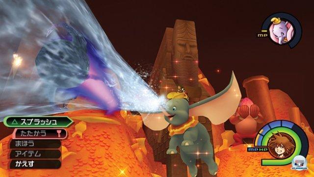 Screenshot - Kingdom Hearts 1.5 HD Remix  (PlayStation3) 92433112