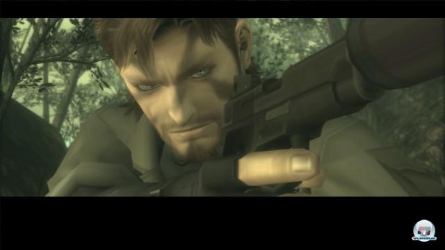 Die grafischen Verbesserungen kommen am besten bei Snake Eater zur Geltung.