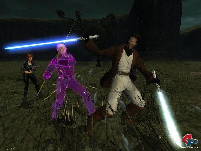 Перейти к игре strong em Star Wars: Knights of the Old Republic II