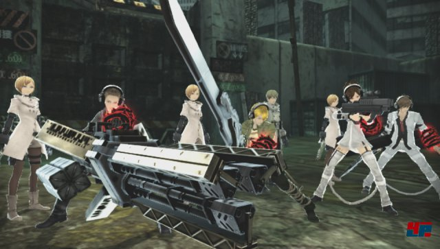 Screenshot - Freedom Wars (PS_Vita)