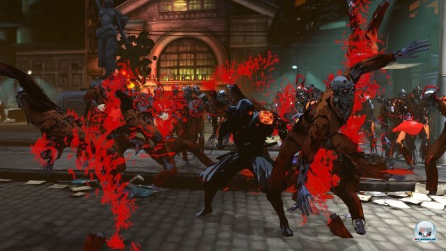 Screenshot - Yaiba: Ninja Gaiden Z (360) 92405027