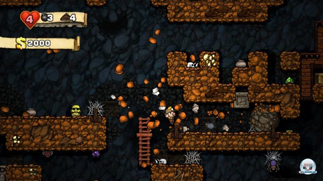 Screenshot - Spelunky (360) 2372632