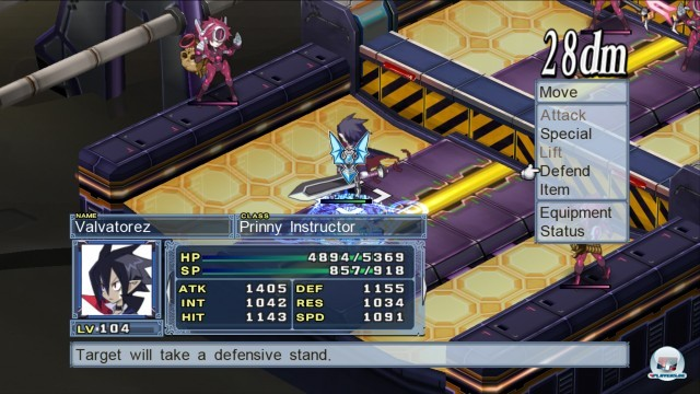 Screenshot - Disgaea 4: A Promise Unforgotten (PlayStation3) 2241388