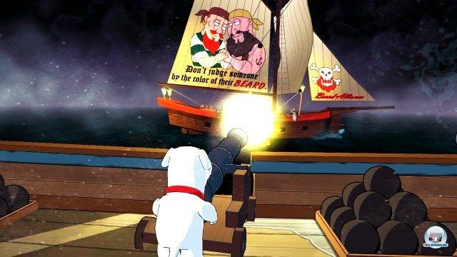 Screenshot - Family Guy: Zurück ins Multiversum (360) 92419577